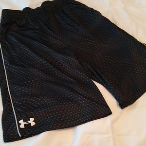 Under Armour Bottoms - Under Armour boys basketball shorts